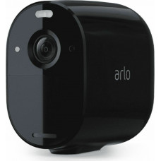 Arlo IP Wi-Fi Κάμερα 1080p Αδιάβροχη Μαύρη Essential Spotlight