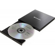 Verbatim External Slimline Blu-ray Writer (43889)
