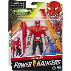 Hasbro Power Rangers: Beast Morphers - RED RANGER BEAST X MODE (E7827EU40)