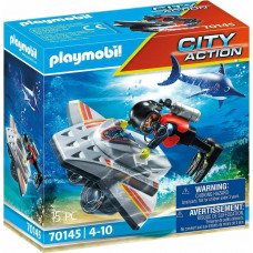 Playmobil City Action: Diving Scooter in Rescue