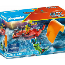 Playmobil City Action: Kitesurfer Rescue With Boat