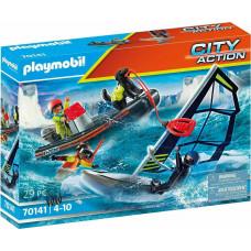 Playmobil City Action: Polar Sailor Rescue With Dinghy