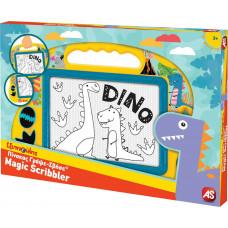 AS Πινακας Γραψε Σβησε: Baby Dinosaur Μεσαιος (1028-12264)