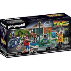 Playmobil Back to Future: Περιπέτειες με τα Ιπτάμενα Πατίνια