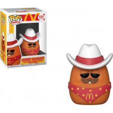 Funko POP! Ad Icons: McDonalds - McCowboy Nugget #111 Vinyl Figure
