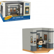 Funko Mini Moments: Seinfeld - Jerry w/Chase Diorama
