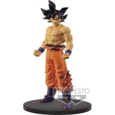 Banpresto Dragon Ball Super Creator x Creator - Son Goku (Ultra Instinct Sign) (Ver.A) Statue (19cm) (16303)
