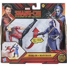 Hasbro Shang-Chi and the Legend of the Ten Rings - Shang-Chi vs Death Dealer Figure Battle Pack (F0940)