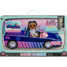 Giochi Preziosi LOL Surprise: Αυτοκίνητο Dance Machine