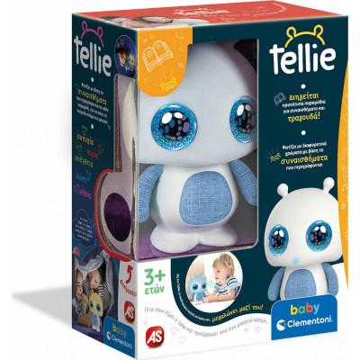 AS Βρεφικο Παιχνιδι: Tellie Τα Πρωτα Μου Παραμυθια (1000-63893)