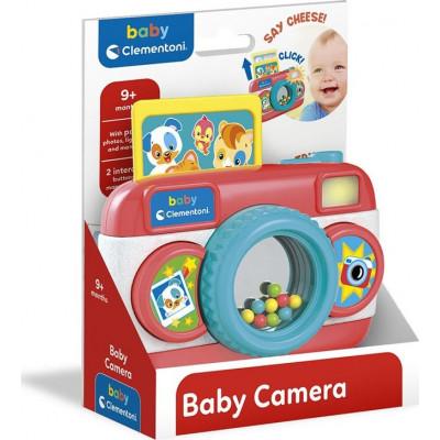 Baby Clementoni: Βρεφικο Παιχνιδι Baby Καμερα (1000-17461)