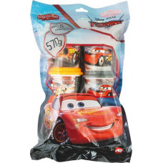AS Πλαστελίνα - Disney Cars: 5 Βαζάκια Πλαστελίνης 4oz σε σακουλάκι (1045-03567)