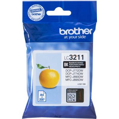 Brother LC-3211 BK black