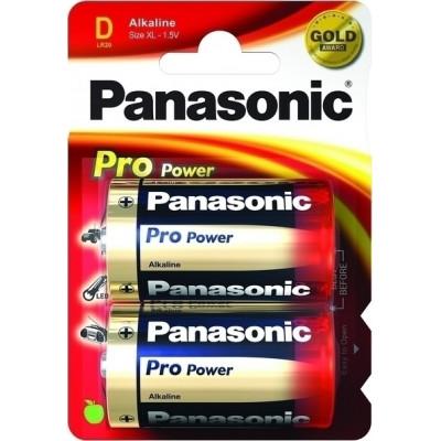 PANASONIC 1.5v LR20 ( 2τμχ )