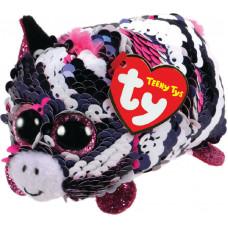 AS Teeny Zoey Seuqin Pink Sebra Plush Toy (4,5cm) (1607-42404)