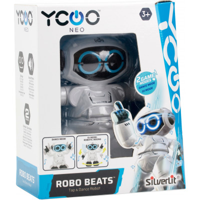 AS Silverlit YCOO Neo: Robo Beats - Tap & Dance Robot (7530-88587)