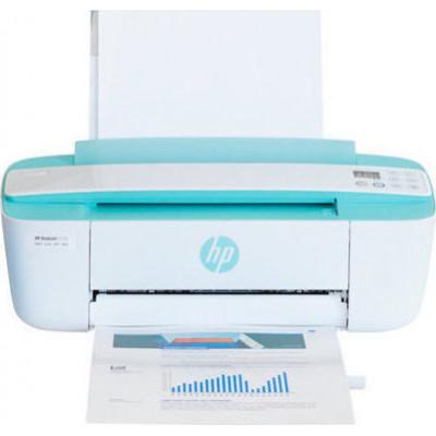 HP DeskJet 3760 Έγχρωμο Πολυμηχάνημα Inkjet με WiFi και Mobile Print