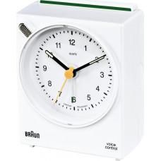 Braun BNC 004 white Voice Activated Alarm Clock