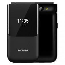 Nokia 2720 (4GB) Flip Dual Black Ελληνικό Μενού