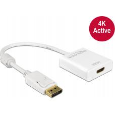DeLock DisplayPort male - HDMI female (62608)
