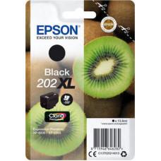 Epson ink cartridge black Claria Premium 202 XL     T 02G1