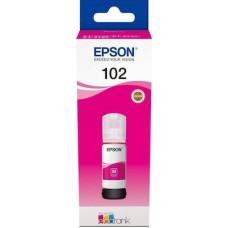 Epson EcoTank magenta T 102 70 ml               T 03R3