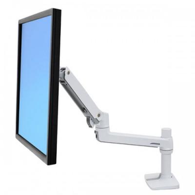 Ergotron LX Desk Mount LCD Monitor Arm White